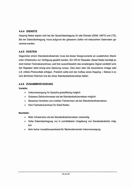 Berichte und Anträge